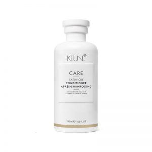 satin oil conditioner keune
