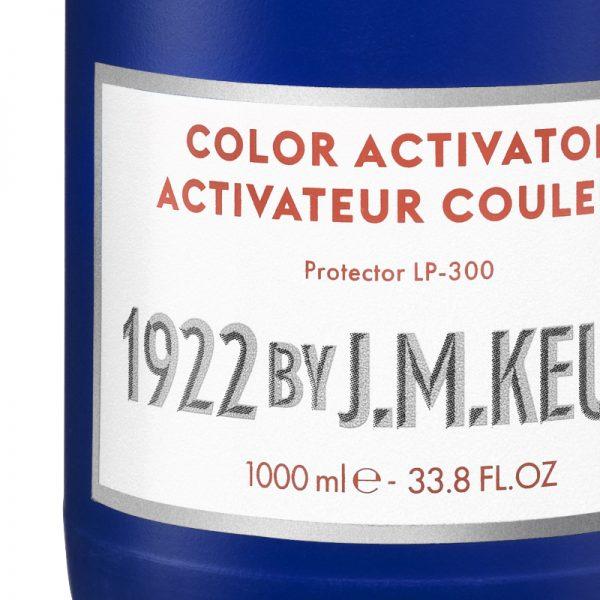 1liter fles keune color activator