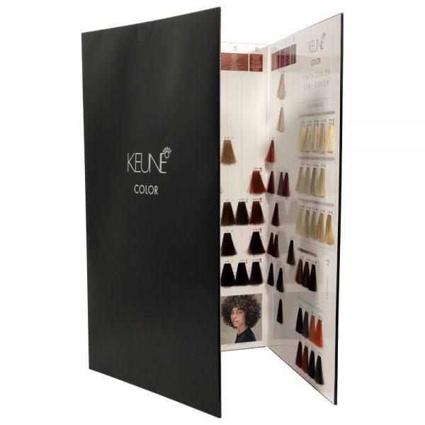 Kleurenkaart kopen van Keune Tinta en Semi color