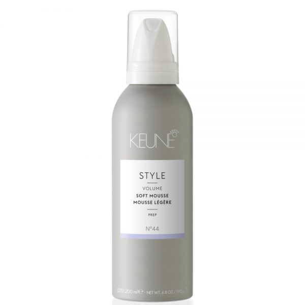 Style Soft Mousse 200ml